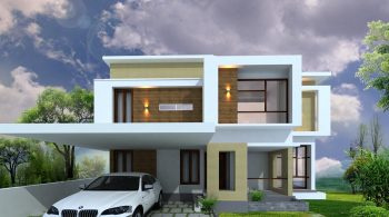 Althaf Residence at Calicut