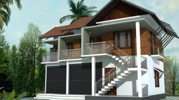 Holiday home at Nilambur